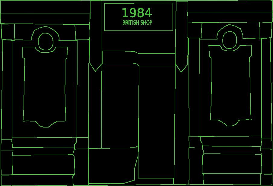 1984 British Shop